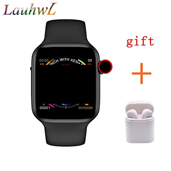 Relojes Inteligentes Iwo 8 Lite Bluetooth Call Smart Watch Heart ...