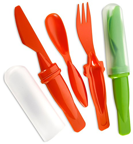 Plastic Camping Cutlery Pieces Knife product image