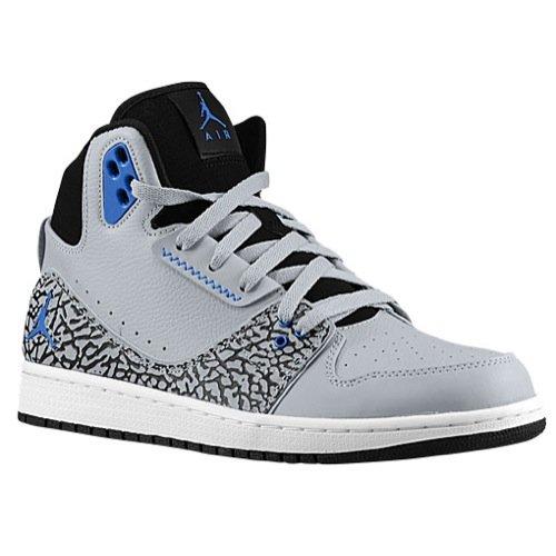 Nike Kids' Preschool Flex Contact Shoes (2, Blue/Black)