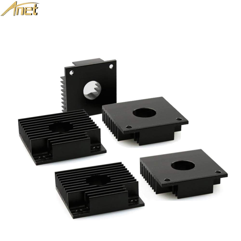 Anet Disipador de calor del extrusor de aluminio 5PCS, MK7 /