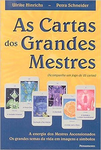 Cartas dos Grandes Mestres, As: 9788531512728: Amazon.com: Books