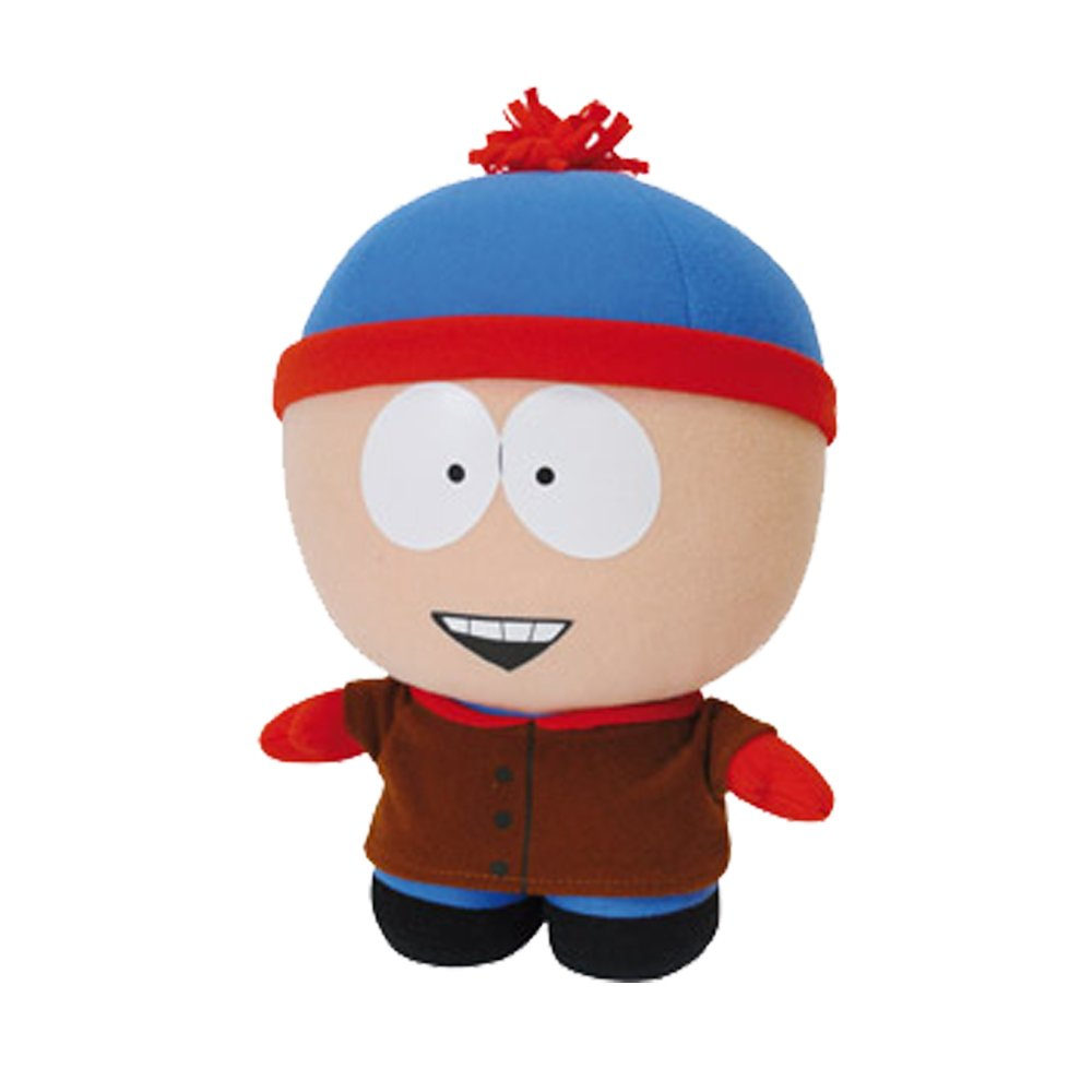 South Park BeaniePlush Stan Marsh - Peluche (24 cm), diseño de Stan Marsh: Amazon.es: Juguetes y juegos