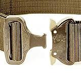 CONDOR US1078-003-L Cobra Tactical Belt L Tan