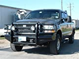 Ranch Hand FBF991BLR Legend Front Bumper for Ford HD