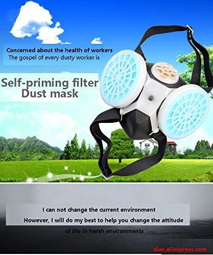 Dust mask High Quality Protection Gas Mask Anti-fog Haze ...