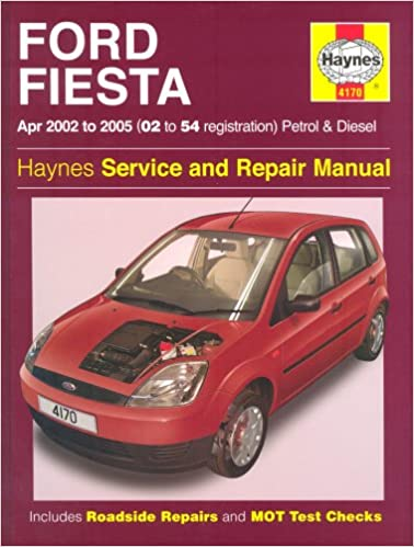 Ford Fiesta Petrol and Diesel Service and Repair Manual: 2002 to 2005 Haynes Service and Repair Manuals: Amazon.es: R. M. Jex: Libros en idiomas extranjeros