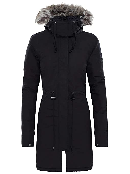 ef3c3e369256 The North Face Zaneck Women s Outdoor Hooded Jacket  Amazon.co.uk ...