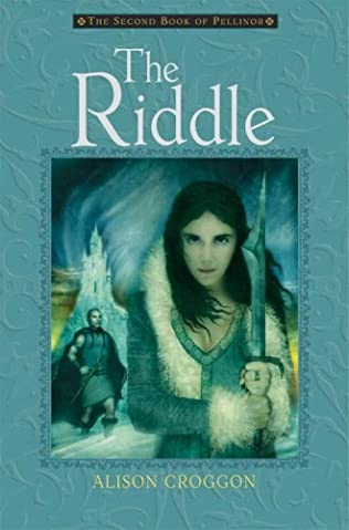 book cover of The Riddle