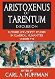 Aristoxenus of Tarentum : Discussion, , 1412843014