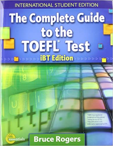 Book Complete Guide to TOEFL (Complete Guide to Toeic) + CD