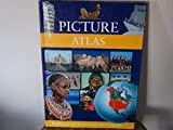 img - for First Atlas (Picture Reference) book / textbook / text book