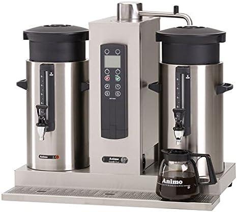Animo cafetera eléctrica combi-Line 2 x 5 litros): Amazon.es: Hogar