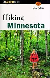 Hiking Minnesota (State Hiking Series)