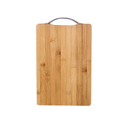 Amazoncom Cutting Boards Wooden Chopping Board Large Bamboo Wood
