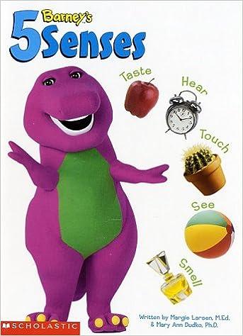 Barney's 5 Senses: Taste, Smell, Touch, See, Hear por Mary Ann Dudko