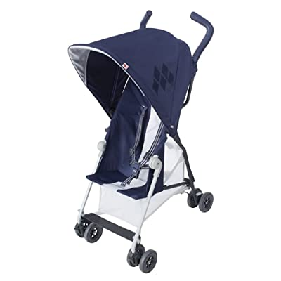 Maclaren Mark II Stroller, Midnight Navy