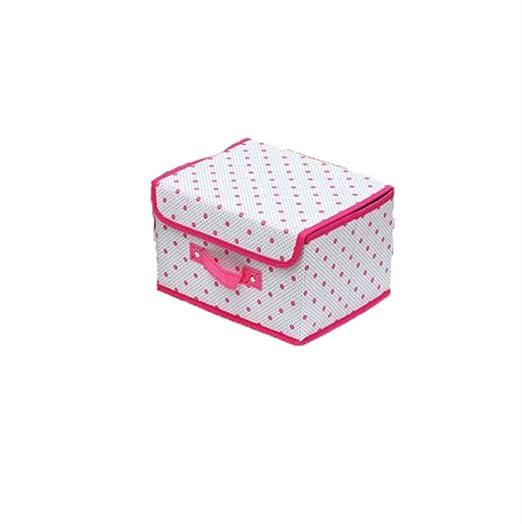 LoveTapestry Organizador Caja Ropa Interior No Tejida para Mujer ...