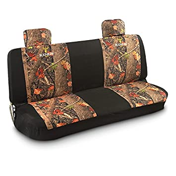 Kings Camo Camouflage Bench Seat Cover