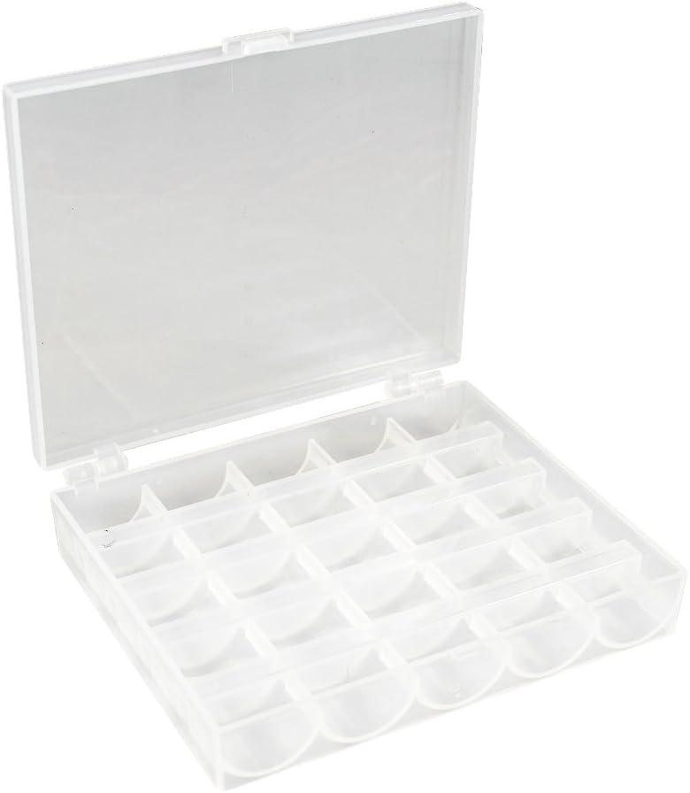 Pair Bobbin Boxes