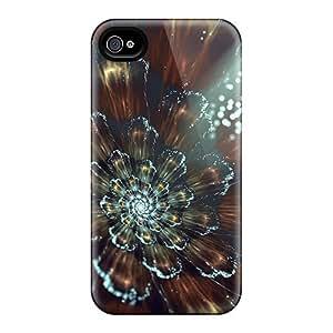 For Iphone 6 Fashion Design 3d Fractal Flower Cases-ioQ5983kVkS