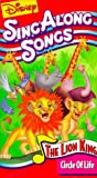 Disney's Sing Along Songs - The Lion King Circle of Life [VHS]
