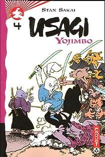 Usagi Yojimbo, tome 4 par Sakai