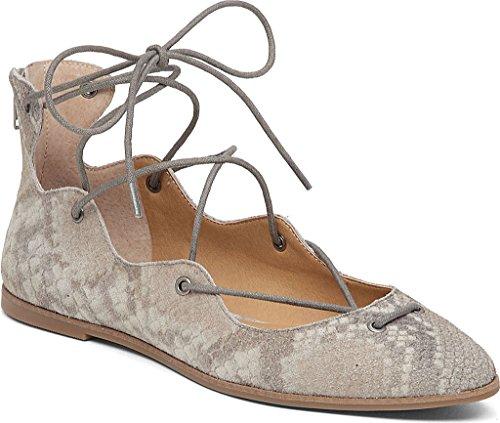 Flats Grout Snake Flats Ballet Ballet Toe Brand Lucky Billoh Pointed Womens fTCC8q