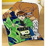 Ben10 Alien Force fleece blanketby Zap Ltd