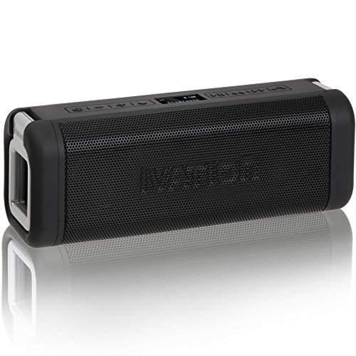 Portable Waterproof Bluetooth Resistant Shockproof