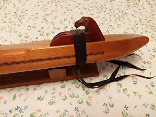 Native American Flute - DRONE Bass Flute - Hand Made - Spanish Cedar - Deep Low B - bass flute
