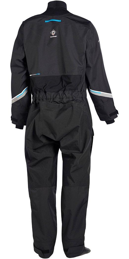 2018 Crewsaver Atacama Pro Drysuit BLACK 6556 Sizes- - Medium