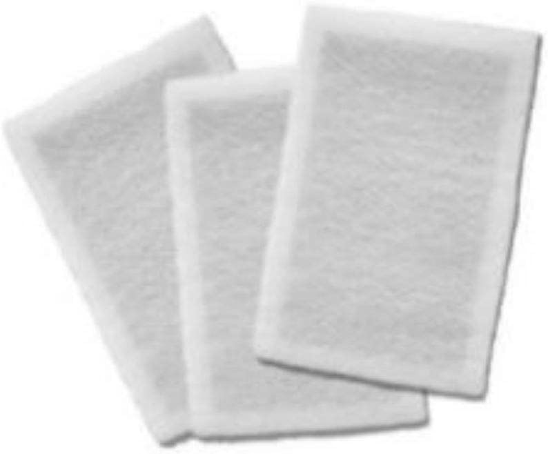 20x25 MicroPower Guard Air Cleaner Compatible Replacement Filters (3 Pack) White (Actual filter size 18.5 x 22.5)