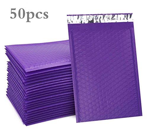 UCGOU Purple Bubble Mailers Envelopes product image