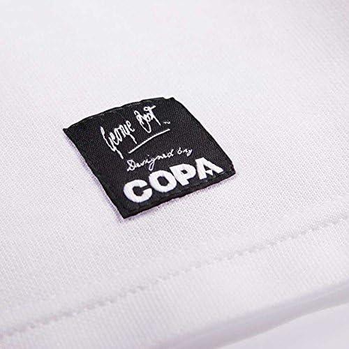 COPA Football LA Aztecs George Best Retro Trikot 1977-1978