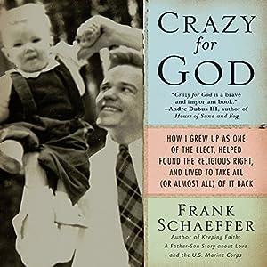 Crazy for God Audiobook