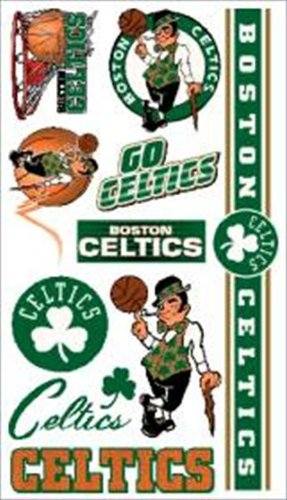 WinCraft NBA Boston Celtics 13819021 Tattoos