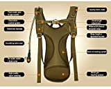 FlyHawk-Hydration-Pack-Backpacks-with-25L-Water-Bladder-Fit-Men-Women-Youth-for-Hiking-Biking-Running-Walking-and-Climbing