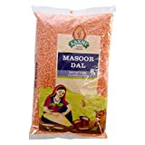 Laxmi Masoor Dal (Red Lentils) - 4lb Bag
