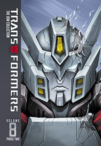 TRANSFORMERS IDW COLL PHASE 2 HC VOL 08