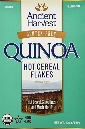 Ancient Harvest Quinoa Flakes, Organic and Gluten Free, 12 oz Boxes, 2 pk by Ancient Harvest