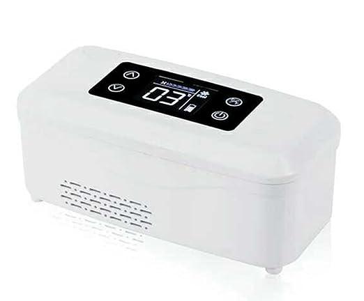 CGOLDENWALL Refrigerador de Medicamento Portátil Nevera para ...