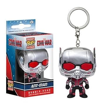 Captain America: Civil War Ant-Man Pocket Pop! Key Chain by ...