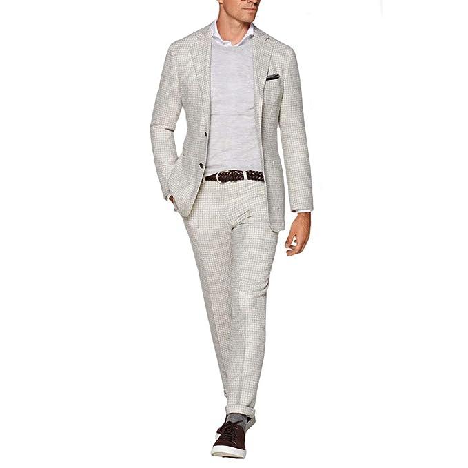 Amazon.com: Michealboy - Juego de 2 piezas de traje para ...