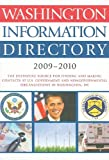 Washington Information Directory 2009-2010 Print