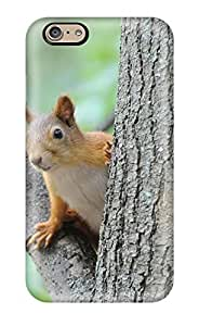 New Squirrel Tpu Skin Case Compatible With Iphone 6 6640928K29055738