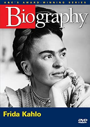 biography frida kahlo