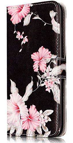 iPhone-7-Wallet-Case-JanCalm-CardCash-Slots-Wrist-Strap-Design-Dual-Use-Flip-Pattern-Premium-PU-Leather-Fold-Wallet-Pouch-Cover