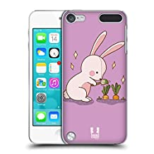 Head Case Designs Bunny Repaint Hard Back Case for Apple iPod Touch 4G 4th Gen