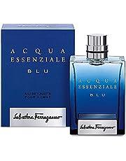 Salvatore Ferragamo Acqua Essenziale Blu Eau de Toilette, 100ml