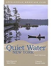 Quiet Water New York, 2nd: Canoe & Kayak Guide